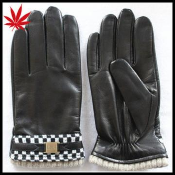 Male leather gloves wholesale