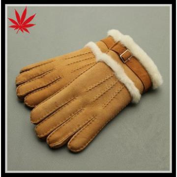 women's mitten leather gloves