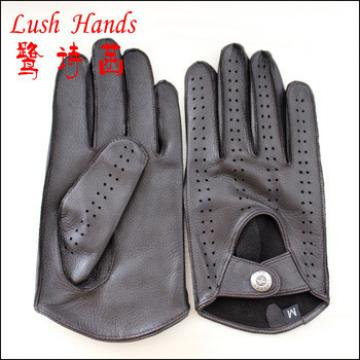 2016 new bicycle leather wholesale driver leather gloves women