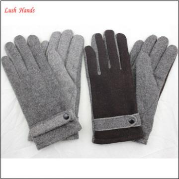 Ladies classic cheap woolen gloves made in China
