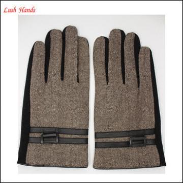2016 popular women's lovely woolen gloves for wholesale
