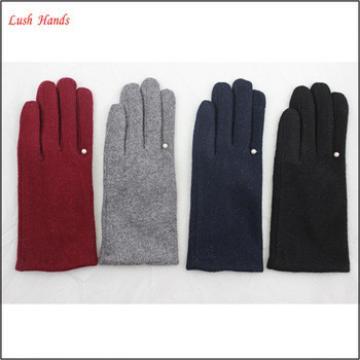 ladies woolen gloves finger ring gloves cheap hand gloves