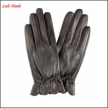 wholesale genuine leather gloves women winter gloves