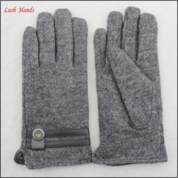 2016 New style women's touch-screen woolen fashion gloves