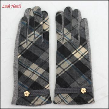 2016 Hot Sale Woolen Gloves With Touch Screen
