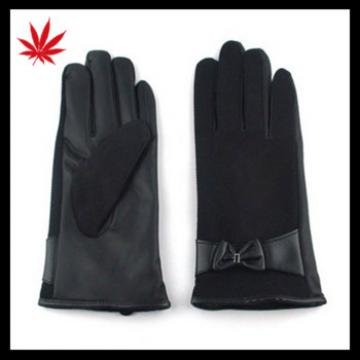dresses for women genuine leather gloves in spring and autumn