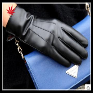 police men's classic style high-quality wholesale leather gloves