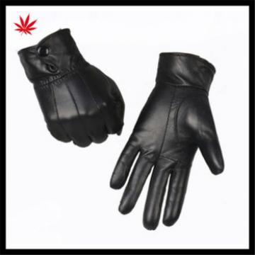simple style genuine leather gloves made in China for wholesale foreign trade