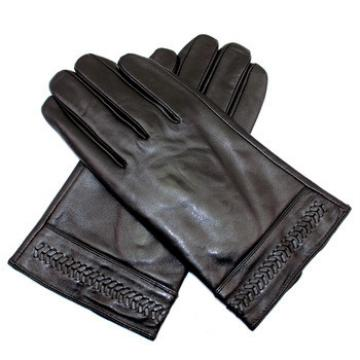 2016 Lady's high-grade best selling genuine leather gloves
