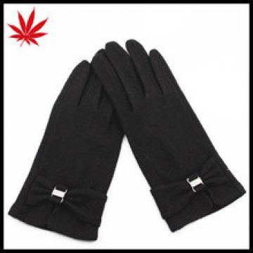 popular winter woolen gloves