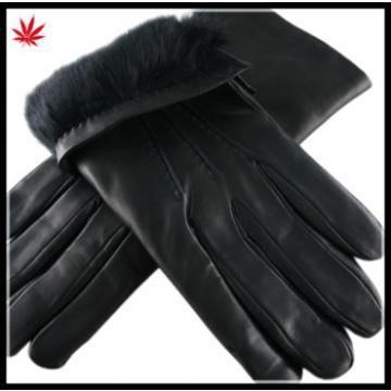 women sex dress best warm leather gloves black patent leather gloves