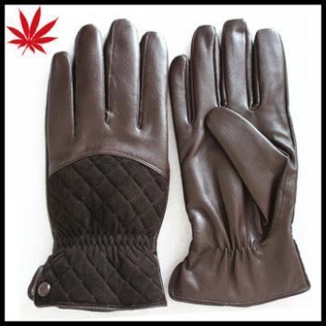 Stylish and fashion mens driving gloves
